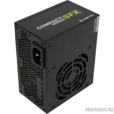 Блок питания БП Chieftec CSN-650C SFX <650W , Fan 8 cm , 80+ Gold, КПД>90%, Модульный , Retail>