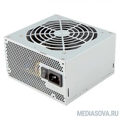 Блок питания POWERMAN 500W[ IP-S500BQ3-3] 12cm sleeve fan, v. 2.31, Active PFC, with power cord (Black) [6139573]
