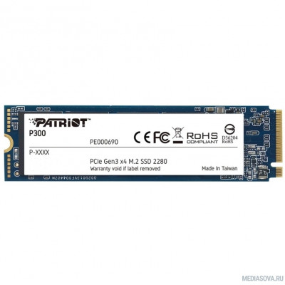 SSD Patriot M.2 2280 P300 1TB P300P1TBM28 TLC