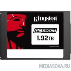 Kingston SSD 1920GB DC500M SEDC500M/1920G SATA3.0