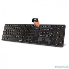Genius SlimStar126 Black USB Клавиатура [31310017402]