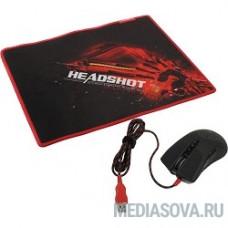 A4Tech Bloody A9071 черный оптическая (4000dpi) USB2.0 игровая (7but)  [392813 ]