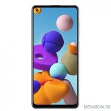 Samsung  Galaxy A21s (2020) SM-A217F/DSN black (чёрный) 64Гб[SM-A217FZKOSER]