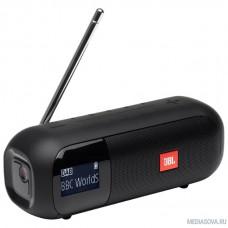 Динамик JBL Портативная FM колонка JBL Tuner 2, черный