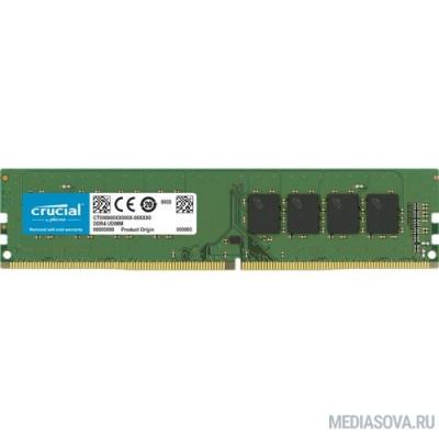 Оперативная память  Crucial DDR4 DIMM 16GB CT16G4DFRA266 PC4-21300, 2666MHz