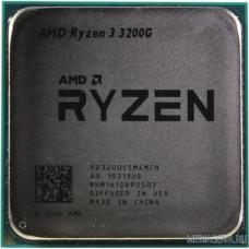 CPU AMD Ryzen 3 3200G PRO OEM 3.6GHz/Radeon Vega 8