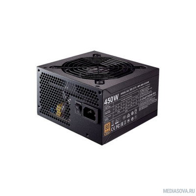 Блок питания Блок питания ATX 450W MPE-4501-ACABW COOLER MASTER