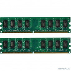 Модуль памяти 4GB PC6400 DDR2 KIT2 PSD24G800K PATRIOT
