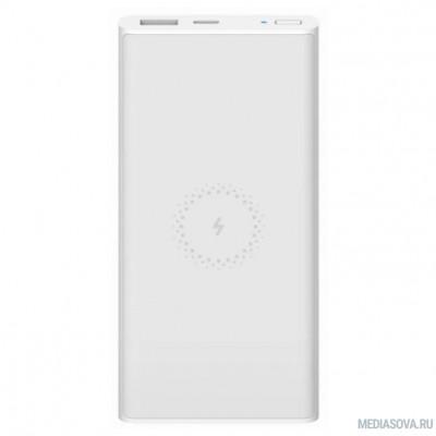 Аккумулятор внешний 10000mAh Mi Wireless Power Bank Essential White WPB15ZN [VXN4294GL]