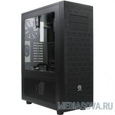 Case Tt Core X71 Tempered Glass  [CA-1F8-00M1WN-02(00)] ATX / win / black/ USB 3.0/ no PSU