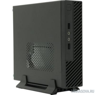 Корпус PowerCool M101-U3-NO PSU  (THIN, Black, 2*USB3.0, без блока питания, без адаптера GM120)