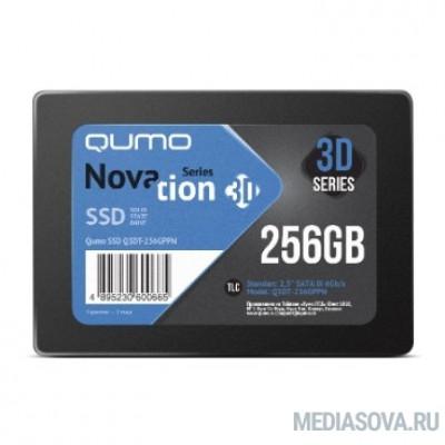 QUMO SSD 256GB QM Novation Q3DT-256GPPN SATA3.0