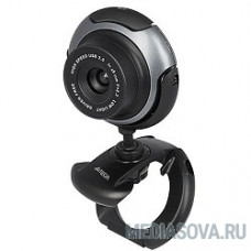 A4Tech PK-710G BLACK Web-камера 640 x 480, 0.3 МПикс, USB, микрофон [621953]