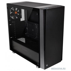 Case Tt Versa J21 TG черный без БП ATX 2x120mm 2xUSB2.0 2xUSB3.0 audio bott PSU CA-1K1-00M1WN-00