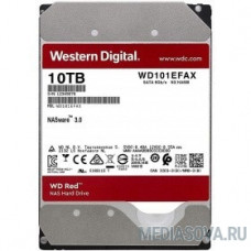 10TB WD Red (WD101EFAX) Serial ATA III, 5400- rpm, 256Mb, 3.5
