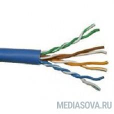 VCOM VNC1100-BL Кабель UTP 4 пары кат.5е (бухта 305м), синий