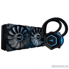 Cooler Water Aerocool  P7-L240 (Black/RGB) 380W/ All Itel/AMD