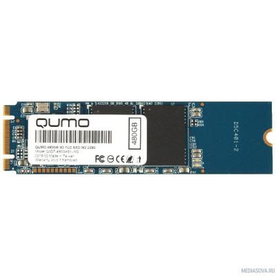 QUMO M.2 SSD 480GB QM Novation Q3DT-480GAEN-M2