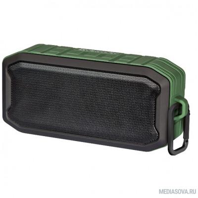 Defender G14 7Вт, зеленый, IP66/BT/FM/TWS
