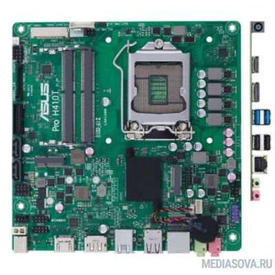 Материнская плата Asus PRO H410T/CSM RTL LGA1200, H410, LVDS, M.2, MB