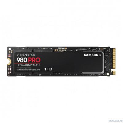 Samsung SSD 1Tb 980 PRO M.2 MZ-V8P1T0BW