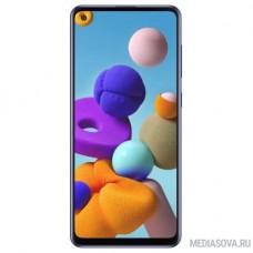 Samsung  Galaxy A21s (2020) SM-A217F/DSN black ( синий) 32Гб [SM-A217FZBNSER]