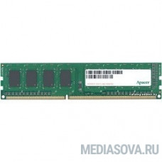 Apacer DDR3 DIMM 4GB (PC3-12800) 1600MHz  DG.04G2K.KAM 1.35V