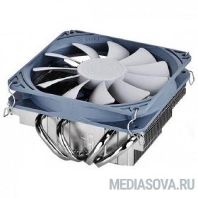 Устройство охлаждения(кулер) Deepcool GABRIEL Soc-FM2+/AM2+/AM3+/1150/1151/1155/ 4-pin 18-32dB Al+Cu 100W 426gr Ret