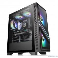 Корпус Thermaltake Versa T35 RGB черный без БП ATX 2x120mm 2xUSB2.0 1xUSB3.0 audio bott PSU [CA-1R7-00M1WN-00]