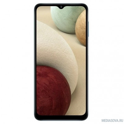Samsung Galaxy A12 (2020) SM-A125F 64GB синий [SM-A125FZBVSER]