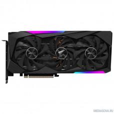 Gigabyte GV-N3070AORUS M-8GD RTL NVIDIA GeForce RTX 3070 8192Mb 256 GDDR6 1725/14000/HDMIx3/DPx3/HDCP