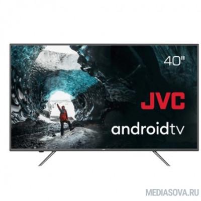 JVC LT-40М690 черный 40