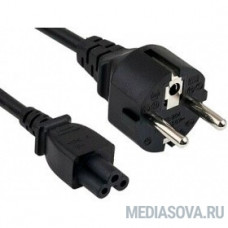 Intel AC06C05EU кабель Bulk AC cord - 0.6m / 2ft, C5 connector, EU plug, single pack