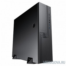 EL555BK PM-300ATX U3.0*2+U2*2+2*combo Audio: fan 9cm; intrusion switch  Slim Case [6141876]