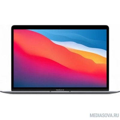 Apple MacBook Air 13 Late 2020 [Z1240004P, Z124/4] Space Grey 13.3'' Retina (2560x1600) M1 chip with 8-core CPU and 7-core GPU/16GB/256GB SSD (2020)