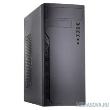 Foxline FL-301 ATX, w/o  PSU 1x5.25EXT, 1x3.5EXT, 4x3.5INT, 4xUSB2.0, HDA, w/o FAN, no pwr cord