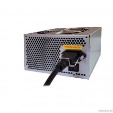 Exegate ES261569RUS-S Блок питания Special UNS500, ATX, SC, 12cm fan, 24p+4p, 6/8p PCI-E, 3*SATA, 2*IDE, FDD + кабель 220V с защитой от выдергивания