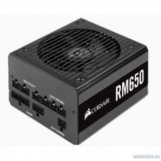 Corsair RM650 CP-9020194-EU  80+ gold (20+4pin) APFC 120mm fan 9xSATA Cab Manag RTL