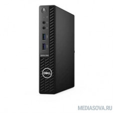 DELL OptiPlex 3080 [3080-6643] Micro i3-10100T/8Gb/256Gb SSD/Linux/k+m