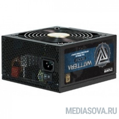 Блок питания Zalman <EBTII> ZM800-EBTII  <800W, ATX12V v2.3, EPS, APFC, 14cm Fan, FCM, 80+ Gold,  Retail>