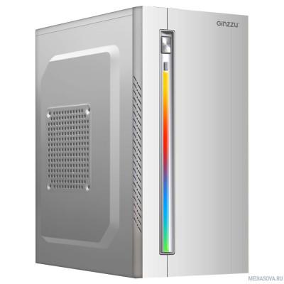Ginzzu D380 RGB White w/o PSU