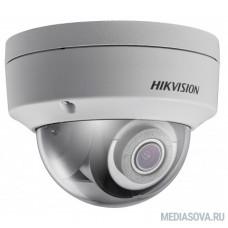 HIKVISION DS-2CD2183G0-IS (2.8mm) Видеокамера IP 2.8-2.8мм цветная корп.:белый