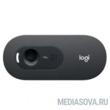 960-001364 Logitech HD WebCam C505 Black