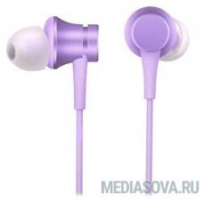 Xiaomi Mi In-Ear Headfones Basic Purple/фиолетовый [ZBW4357TY]