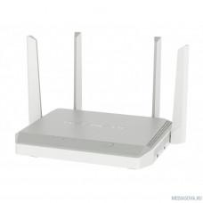 Keenetic Giant (KN-2610) Гигабитный интернет-центр с двухдиапазонным Mesh Wi-Fi AC1300, 9-портовым коммутатором Smart Pro, портами SFP, USB
