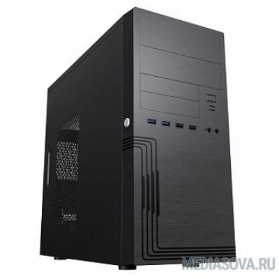 ES555BK PM-450ATX U3*2+U2*2 +2*combo Audio; additional HDD cage; intrusion switch; power button lock; Plastic Tooless part  [6141875 ]