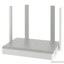 Keenetic Hero 4G (KN-2310) Гигабитный интернет-центр с модемом 4G/3G, двухдиапазонным Mesh Wi-Fi AC1300, двухъядерным процессором, 5-портовым Smart-коммутатором и портом USB
