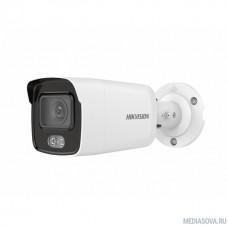 HIKVISION DS-2CD2047G2-LU(2.8mm) Видеокамера IP с LED-подсветкой до 40м и технологией AcuSense