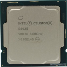 CPU Intel Celeron G5925 Comet Lake BOX