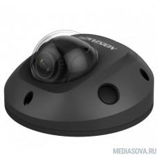 HIKVISION DS-2CD2543G0-IS (2.8mm) Видеокамера IP 2.8-2.8мм цветная корп. черный